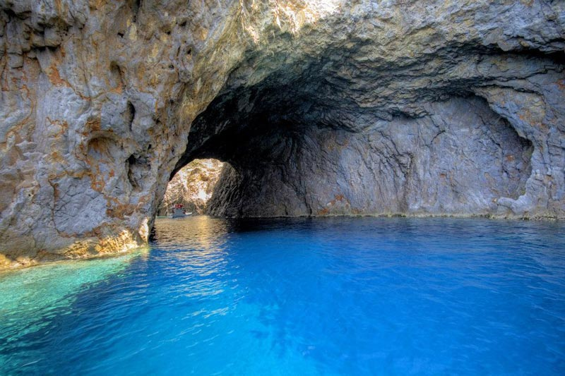 Beaches Coves and Sea Caves of Puglia