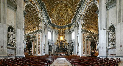 Baroque churches