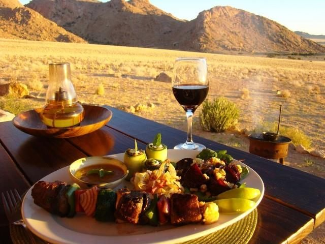 Namibia's Best Wines